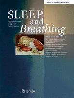 sleep and breathing journal